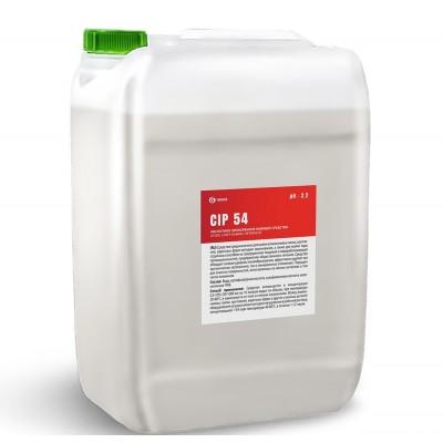 Кислотное низкопенное моющее средство на основе ортофосфорной кислоты CIP 54 (19 литров)