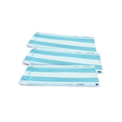 Пакеты со складками для паровой и газовой стерилизации (объемные)