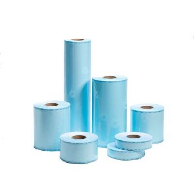 Рулоны плоские для паровой, газовой и радиационной стерилизации