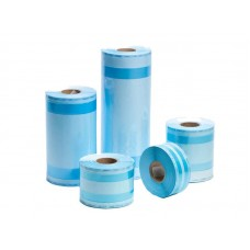 Рулоны со складкой для паровой и газовой стерилизации (объемные)