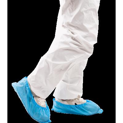 Одноразовые бахилы PURETECH (25 мкм) (100 шт/упаковка)