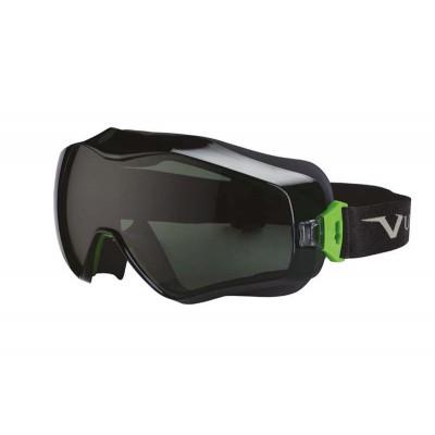 Закрытые защитные очки UNIVET™ 6X3 (6X3.00.00.05)