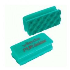 Губка ПурАктив (зеленая), 1 упаковка (10 штук)