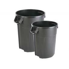 Контейнер-бак ТИТАН 120 литров (черный)