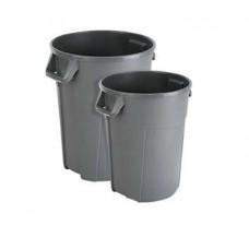 Контейнер-бак ТИТАН 120 литров (серый)