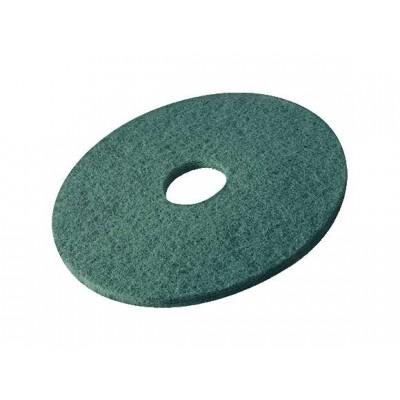 Пад для роторных машин Супер-круг, 43 см (зеленый)