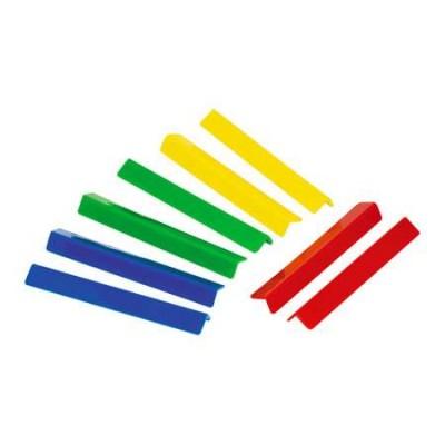 Клипса для цветового кодирования ведер (красная)