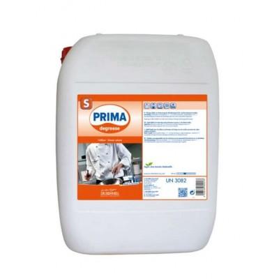 Жидкое средство для удаления жировых загрязнений PRIMA DEGREASE (20 кг)