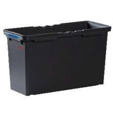 Большой контейнер для мопов Ориго 2 (черный)