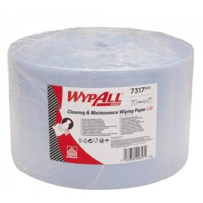 Протирочный материал в рулоне WypAll L20 (7317)
